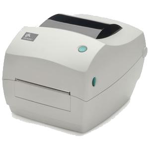 Impresora De Codigo De Barras Zebra Gc420 Per 250 Impresora